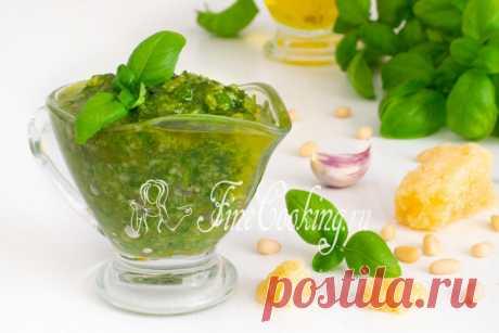 Соус Песто - рецепт