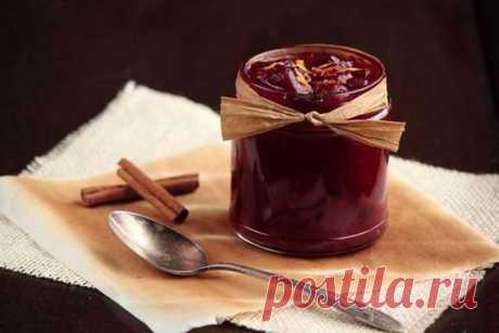 Клюквенный соус - классический соус к мясу и птице