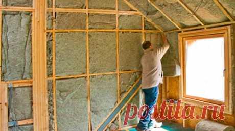 Базальтовый утеплитель - Технические характеристики : Утеплитель на основе базальтового волокна: Плюсы и минусы +Фото и Видео