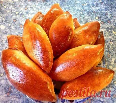 Пирожки на кефире: идеальный рецепт! | 8 Ложек