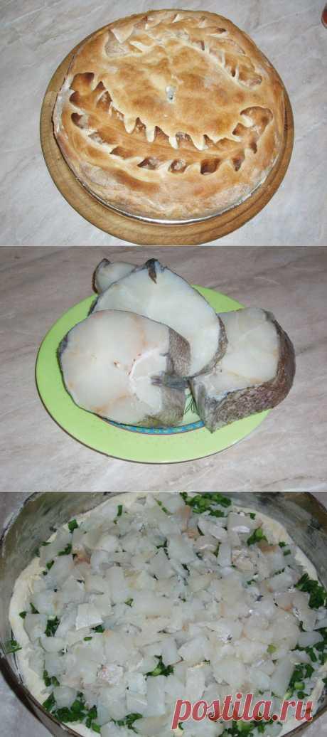 Как приготовить рыбный пирог | Мир глазами мамы