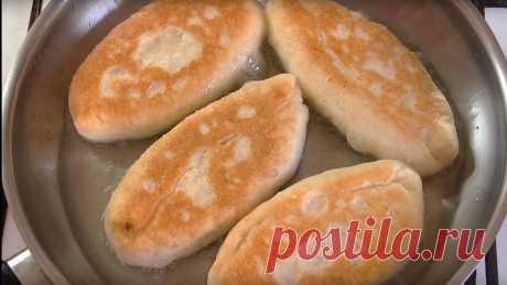 Как приготовить постные пирожки с капустой