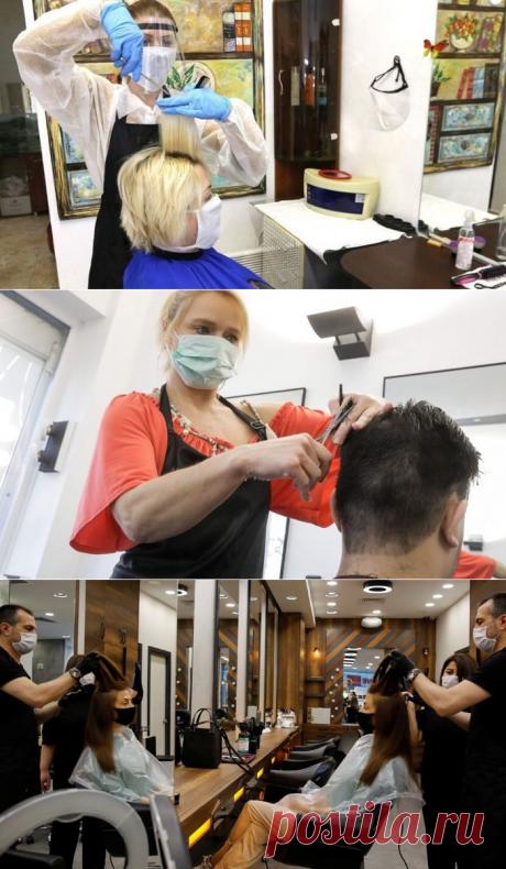 Секреты посещения салонов красоты после карантина | Психология
