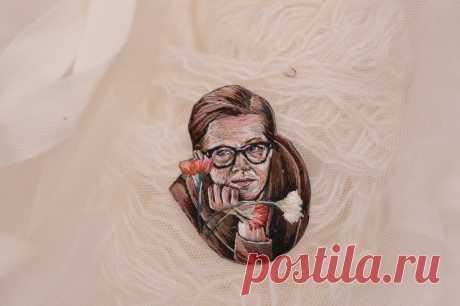5 полезных советов для вышивки портретов | Все о вышивке гладью | Яндекс Дзен