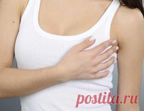 Что делать когда болит женская грудь?