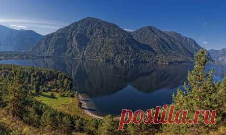 Телецкое озеро 🌟 Полезная информация