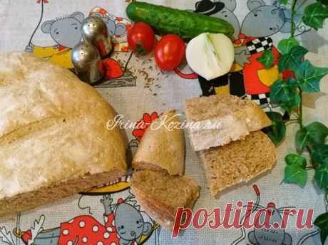 Хлеб из цельнозерновой муки в духовке: вкусные и полезные рецепты