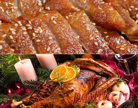 КАК ПРИГОТОВИТЬ УТКУ – как запечь утку по-пекински, с апельсинами в духовке