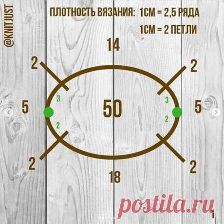 «Расчет петель(2)» — карточка пользователя Наталья Жорова в Яндекс.Коллекциях