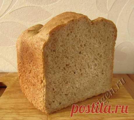 Хлеб Крестьянский в хлебопечке