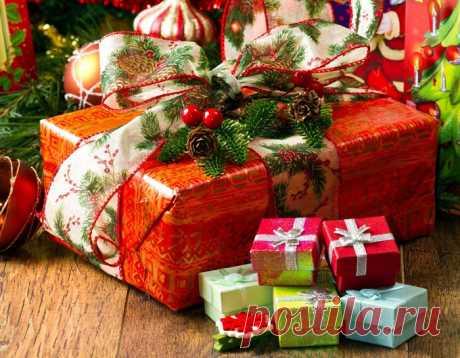 Новогодняя коробка своими руками из картона: идеи подарков на новый год в коробках