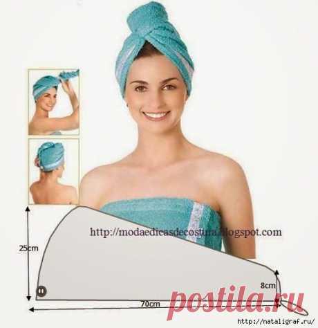 На что годится полотенце