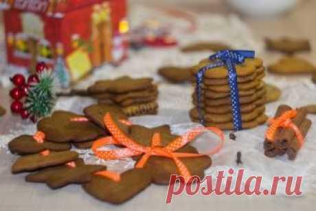 Имбирное печенье. Сказочная выпечка | Хрумка со вкусом | Яндекс Дзен