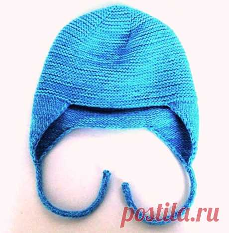 How to connect a children's cap for the boy by spokes for the fall, spring, winter? A knitted cap spokes for the boy a bin, a stocking, for the teenager: scheme of knitting