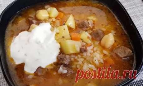 Варим суп с мясом 30 минут: ленивая еда сразу на 3 дня | Люблю Себя