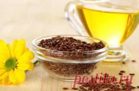 Льняное масло: польза и возможный вред для организма, показания и
