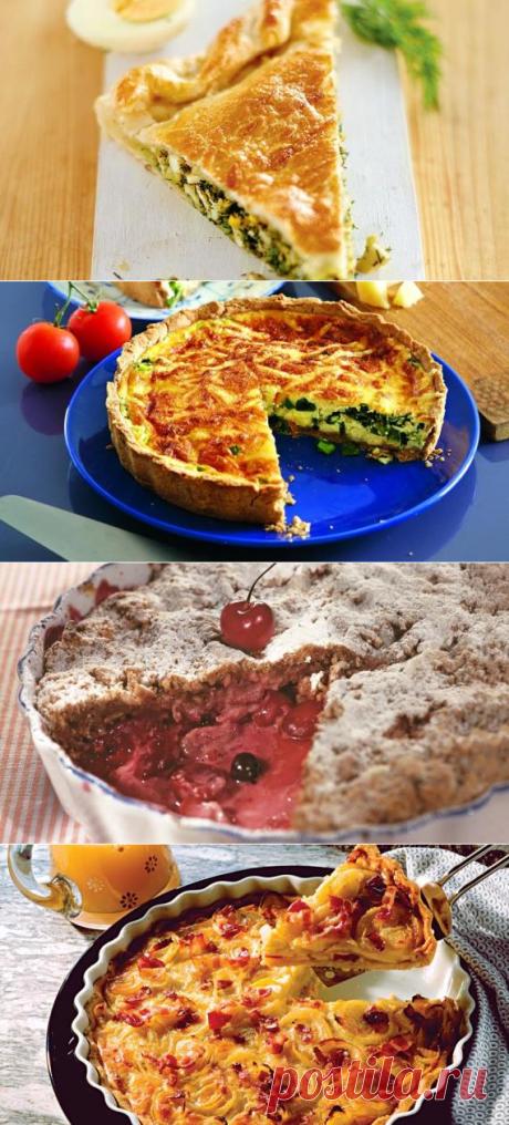 Летние пироги на Supersadovnik.ru