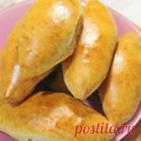 Воздушное тесто для пирожков на кефире Кулинарный рецепт