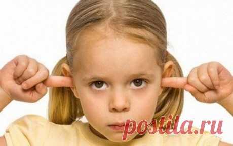 3 причины, по которым ребенок вас «не слышит» / Малютка