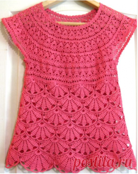 Lily Pattern Crochet Tunic - CRAFTS LOVED Once again we are here on our website to bring a beautiful pattern to everyone who loves this craft just like me. As I said here on the site about quarantine, many people looked for something to occupy their heads and with that, many people started to practice crochet and other types of crafts. As […]