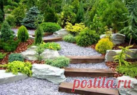 40 Потрясающих примеров лестниц и ступенек в саду Создание лестниц и ступенек в саду - это отличное дополнение к общему дизайну ландшафта. С другой стороны, лестница в саду предлагает легкость доступа для перехода от одного уровня к другому и служит ...