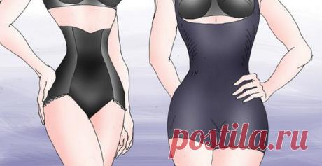 5 интенсивных упражнений для подтяжки дряблой кожи на животе Супер упражнения!