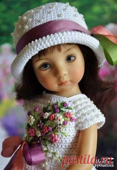 Очаровательные куколки Дианы Эффнер.