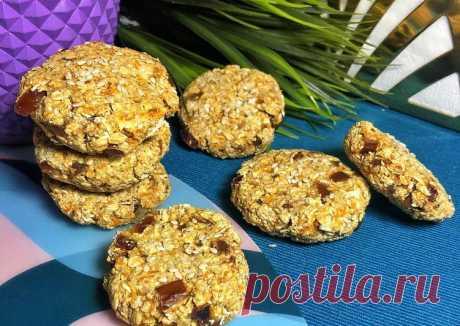 Овсяное ПП печенье - пошаговый рецепт с фото. Автор рецепта Анна Метель . - Cookpad