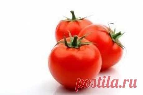 Польза и вред помидоров.