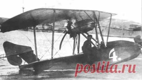 Этот день в авиации. 22 августа 1916 -Испытания первого в мире бронированного морского истребителя - летающей лодки М-11 Д. П. Григоровича, А. И. Томашевский1919 - Состоялся первый