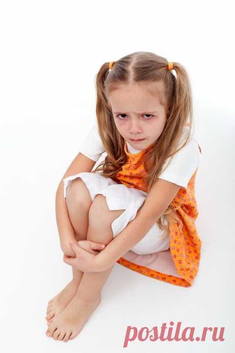 Как остановить детскую истерику