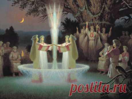 Языческие заговоры набогатство иблагополучие Еще наши предки использовали сильные языческие заговоры для привлечения богатства иблагополучия. Некоторые ритуалы дошли идонашего времени.