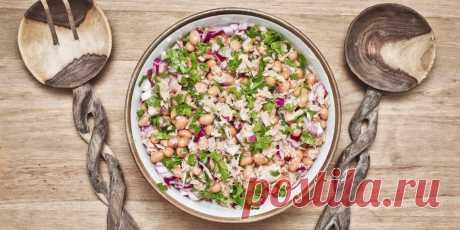 10 очень вкусных салатов с фасолью - Лайфхакер
