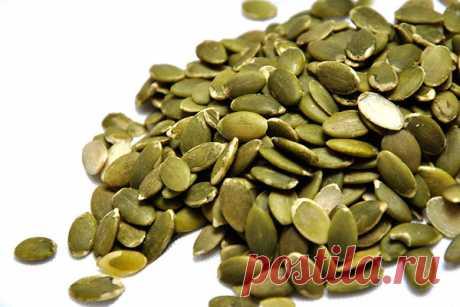 Топ-10 продуктов с высоким содержанием цинка