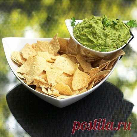 Соус гуакамоле из Мексики (из авокадо) - рецепт и способ приготовления, ингридиенты | sloosh