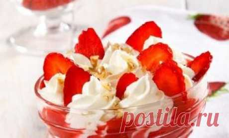 Десерты из клубники: подборка рецептов на сайте 7 дач
