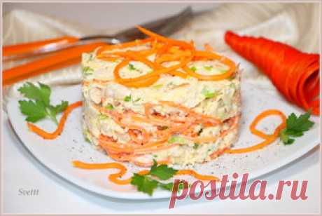 Салат Бунитто (Флеш-моб Кулинарные фантазии) рецепт с фотографиями