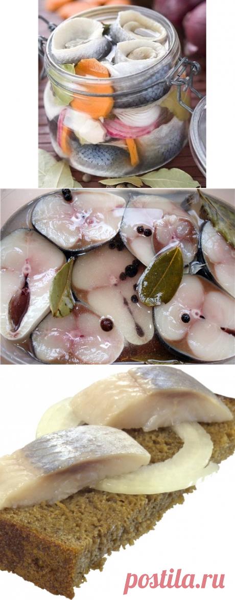 12 лучших рыбных рецептов - МирТесен