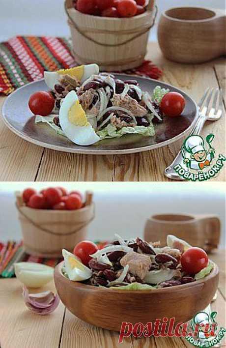 """Салат """"Викинг"""" - кулинарный рецепт"""