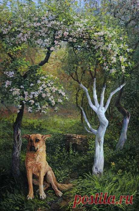 Творчество современной художницы Ольги Дидык