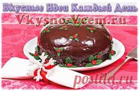 Торт на Новый год. Рецепты новогодних тортов всегда обширное поле для творчества. Для сладкоежек такой десерт, наверное, самый долгожданный. Предлагаем приготовить ароматный торт на Новый Год из двухцветных нежных коржей, крема с добавлением миндальной муки, украшением из фруктов и зефира.    Торт на Новый Год. Наслаждение вкусом