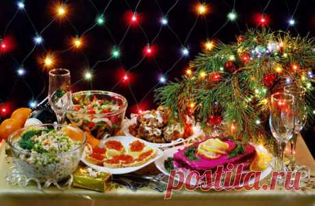 Festive dishes, we prepare dishes for a holiday table. Photo