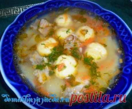 La sopa de las bolitas de queso