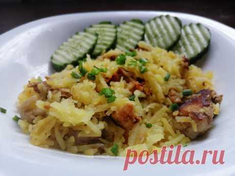 Когда надоедает обычный картофель, я готовлю его по-корейски   Анна Юрагина   Простые рецепты   Яндекс Дзен