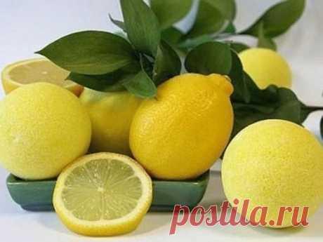6 aplicaciones eficaces del limón para su salud.