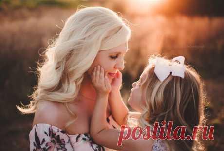 7 способов помочь своей дочери стать в будущем любимой женой и прекрасной матерью | О жизни и любви к себе | Яндекс Дзен