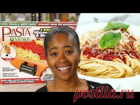 Can This Microwavable Pasta Maker Make Good Pasta?
