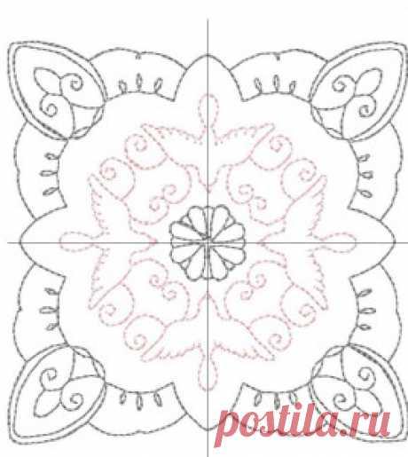 Los esquemas del acolchado | quiero la costura