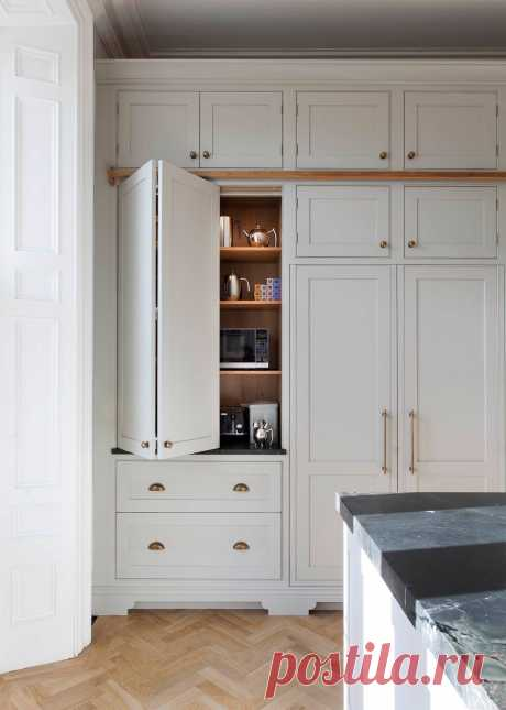 Вопрос: Стоит ли платить за дорогую кухонную фурнитуру | Houzz Россия