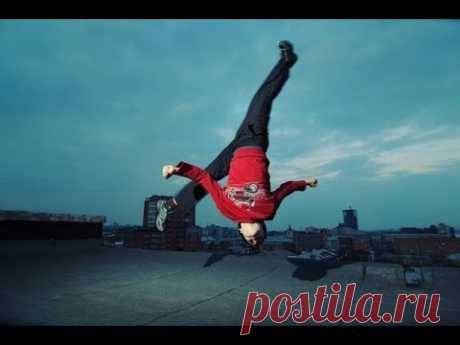 MeteorRed - obuchalka por mahovomu el salto (Aerial Tutorial)   Como hacer la rueda sin manos tutorial - YouTube